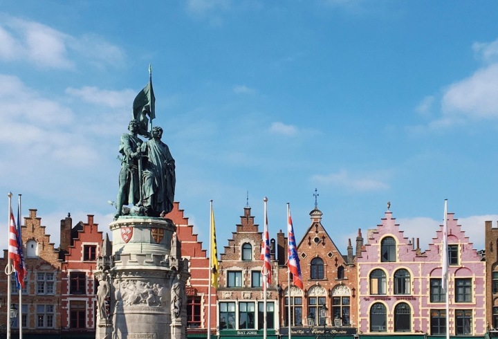 First solo trip – Brussels andBruges
