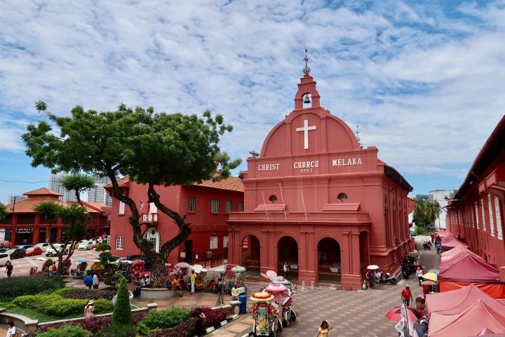 Malacca and Putrajaya,Malaysia